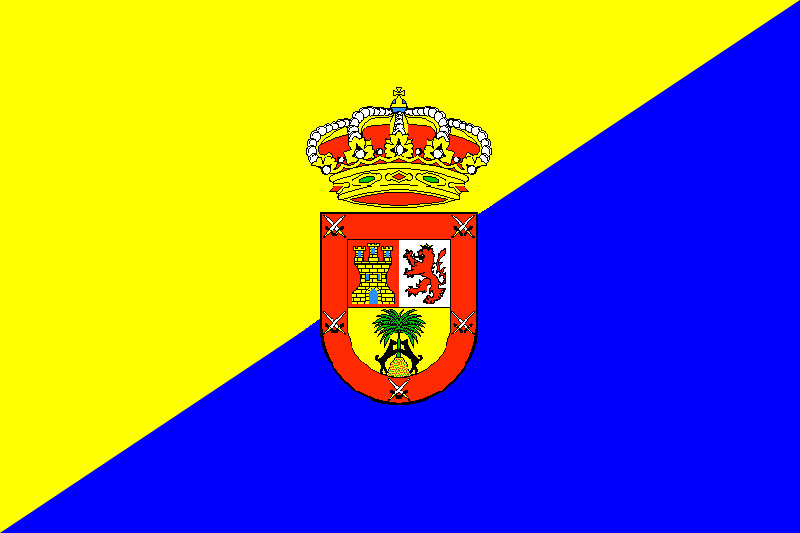 Archivo:Flag of Gran Canaria.jpg