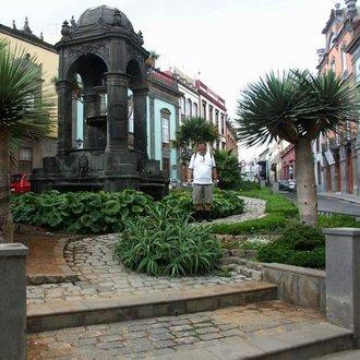 Distrito vegueta cono sur y tafira las palmas de gran for Arquitectura las palmas